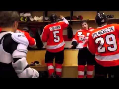 Philadelphia Flyers (everyday I'm Shuffling!) video