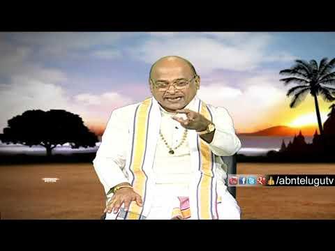Garikapati Narasimha Rao About Respecting Elders | Nava Jeevana Vedam | ABN Telugu