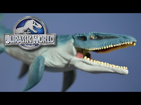 Mosasaurus Vs Submarine - Hasbro Review and Unboxing