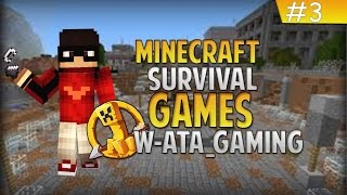 Minecraft : Survival Games # Bölüm 3 -