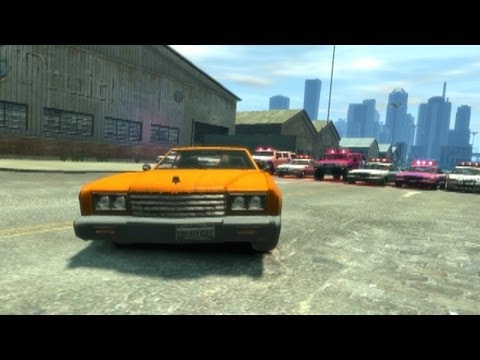 GTA IV/EFLC - PC - 7/16/13 - King of the Barge/DD/BUSTED!/Derp