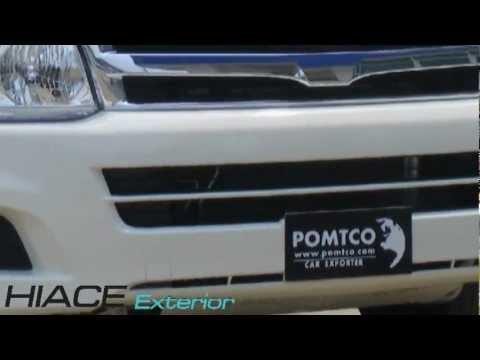 TOYOTA HIACE commuter 2.5 Diesel 15 STR