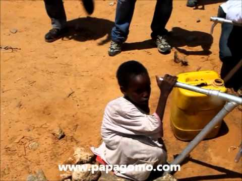 Humanitarian Assistance Somalia - Badbadoo Camp Disaster
