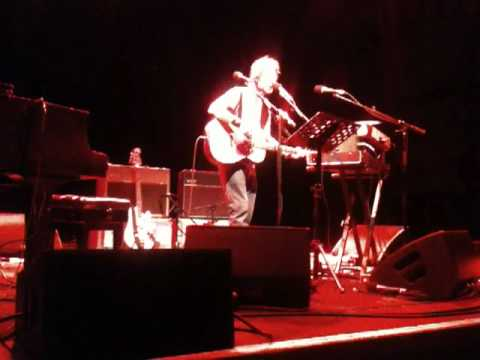 Thom Yorke - Give Up The Ghost (Live at Cambridge Corn Exchange) Video