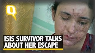 The Quint: I managed To Get Away From IS Militants: ISIS Survivor