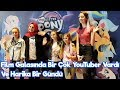 My Little Pony Film Galası ( Galada Hangi YouTuberlar Vardı Acaba ? )