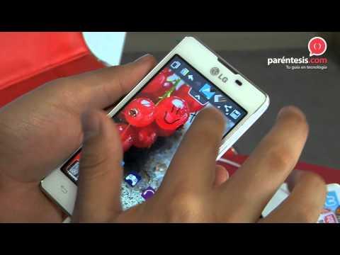 LG presenta en México la nueva generación de sus smartphones Optimus L