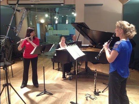 Vermont Virtuosi playing Kraft, Walker and Poulenc