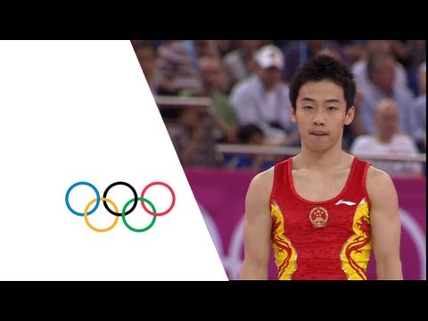 Gymnastics Artistic Men's Floor Exercise Final - China GOLD -  London 2012 Olympic Games Highlights