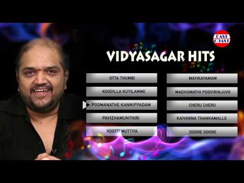 VidyaSagar Top Hits  | Audio Jukebox | Malayalam Evergreen