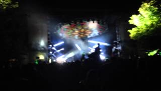 The Glitch Mob - Fortune Days and Can't Kill Us live @ Osheaga Music Festival (8/3/2014)