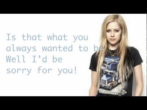 Avril Lavigne - Take It