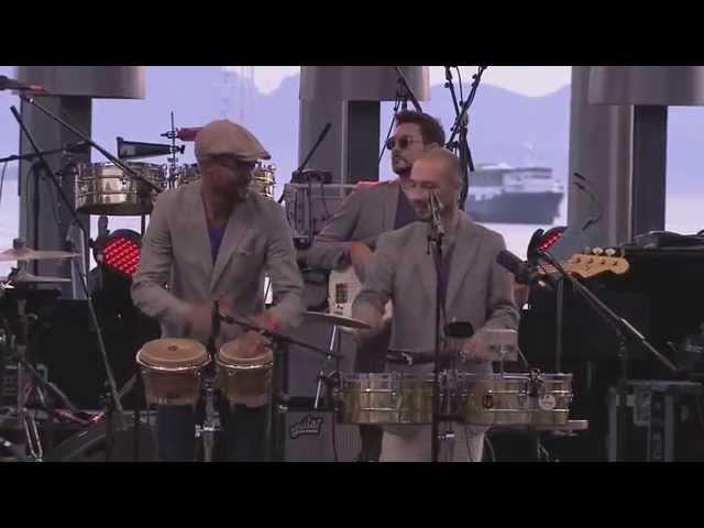 Setenta: Colorblind (Live à Jazz à Juan, 2014)