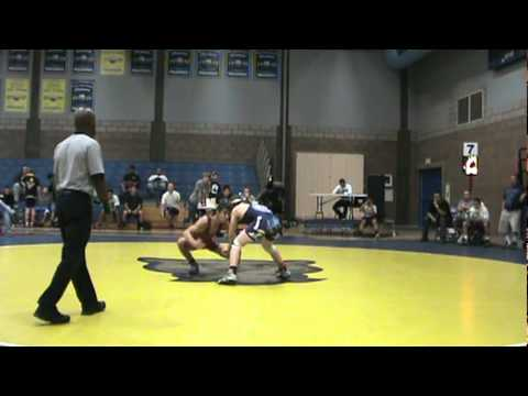 120 Kaleb Raber vs Andy Gandara