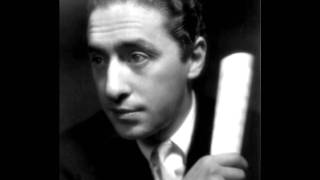 Harold Arlen - 'One for My Baby (& One More for the Road)'