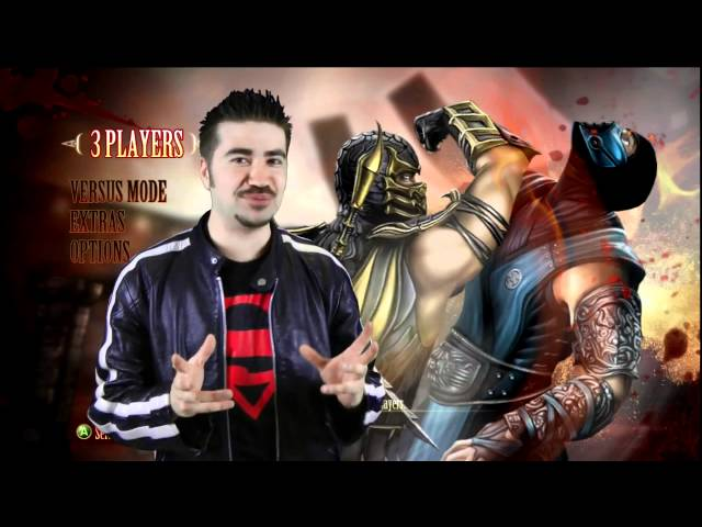 Mortal Kombat Angry Review (2011)