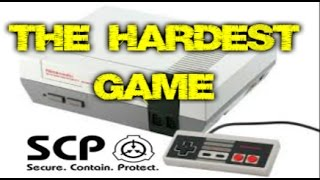 SCP-1315 The hardest Game | Object Class Safe | Video Game SCP