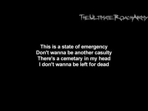 Papa Roach - State Of Emergency