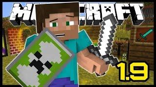 Minecraft 1.9   SHIELDS ARE HERE!   Snapshot 15w33c