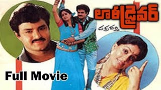 Pournami Nagam - Lorry Driver Telugu Full Length Movie || Balakrishna, Vijayashanti