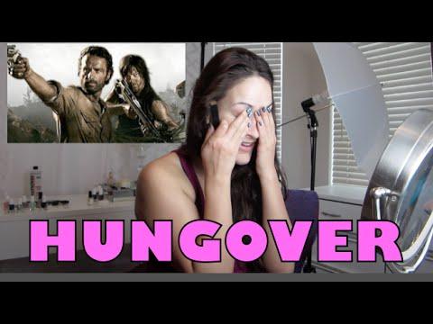 VLOGtober: Walking Dead Hangover