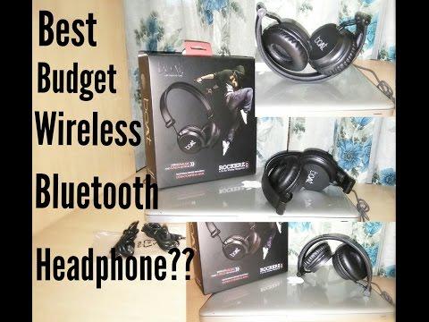 Best Budget wireless headphones ? Honest Review - Boat Rockerz 400 On-Ear Bluetooth Headphones