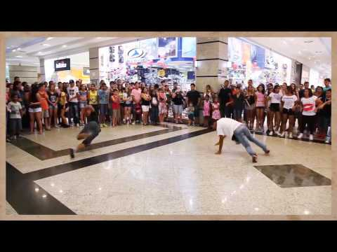 Flash Mob Dance Festival - Sabotagem Hip Hop 15 09 2013 video