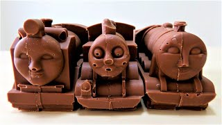 Thomas, Gordon, Hiro Big chocolate Thomas & Friends