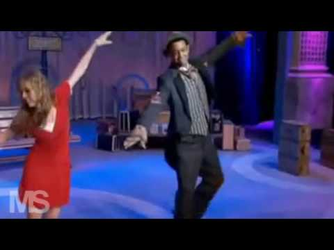 iCarly iWas a pageant girl preview sam dancing + eppy pics