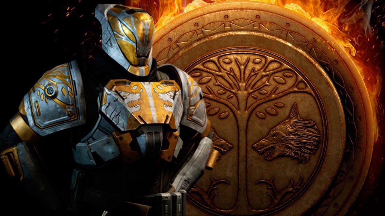 Destiny: 10 Kill Streak in Iron Banner