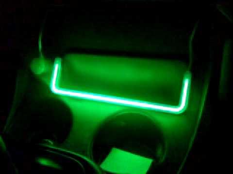 Luces de neon en el carro youtube - Luces de neon ...