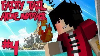 CELESTIAL MAGIC?! || Fairy Tail Anime Modpack Episode 4 (Minecraft Fairy Tail)