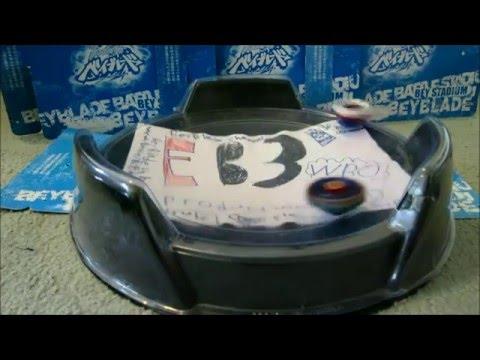 Beyblade Bigbang pegasus F:D Vs Samari ifrit W145CF