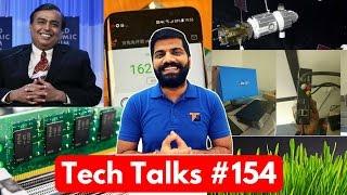 Tech Talks #154 - Bhubaneswar Meet, Jio Summer Surprise, Jio Set Top Box, Nokia 9, DDR5 RAM