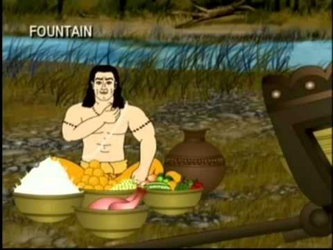 Mahabharat - Bakasur Vadh - Marathi Mythology Stories For Kids video