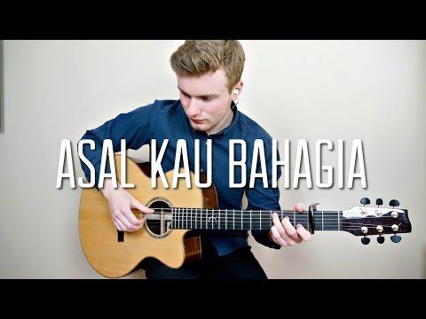 Armada - Asal Kau Bahagia -  Fingerstyle Guitar Guitar Cover (Free Tabs)