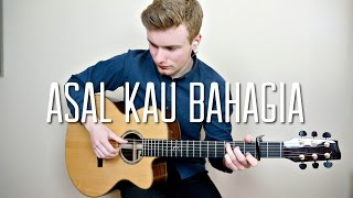 Download Lagu Armada - Asal Kau Bahagia -  Fingerstyle Guitar Cover (Tabs) Gratis STAFABAND