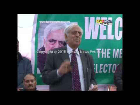 J&K govt formation: Mufti Mohammad Sayeed confirms talks with BJP