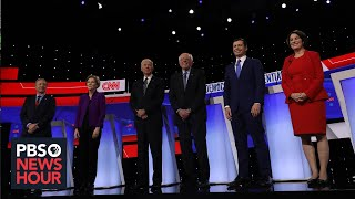 How 2020 Democrats fared in final debate before Iowa caucuses