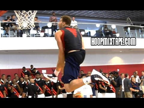 Blake Griffin KILLS Eastbay Off The Board!!!