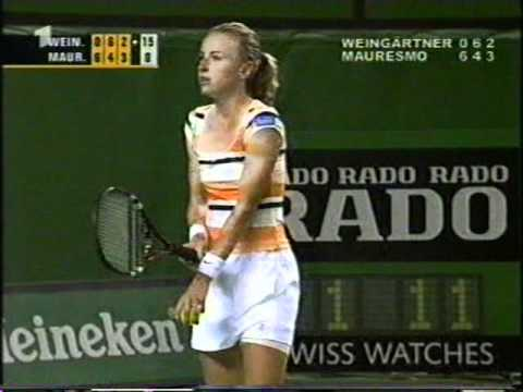 全豪オープン 2002 4th Round モーレスモ vs. Weingärtner 6/8