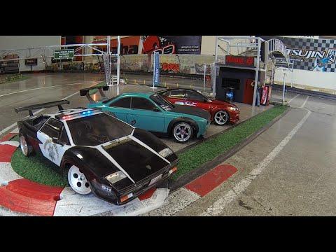 Lamborghini Countach, CHP Drift Car - UrbanRcLA