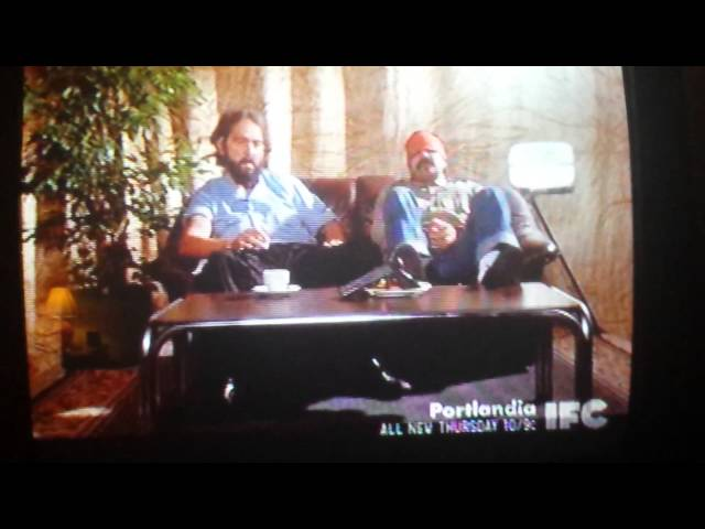 Cheech and Chong on Gun Control