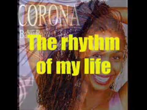 Corona The Rhythm Of The Night with Lyrics by Jr