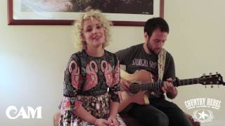 Cam Burning House Live Country Rebel Session