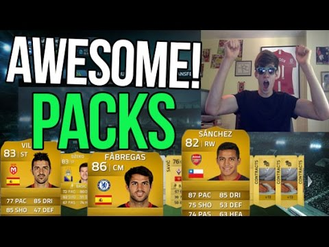Fifa 14 Awesome New Transfers Pack Opening! Ft Beast Pull! - Fifa 14 Pack Opening! video