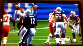Madden 17 Tournament Game 2:Kansas City Chiefs vs. New England Patriots