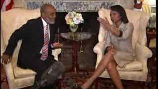 U S Secretary Of State Haiti Bilateral