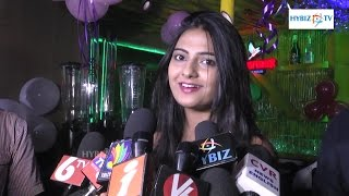 Neha Deshpande Actress Speaks At Resto Bar And Pub - Hybiz.tv