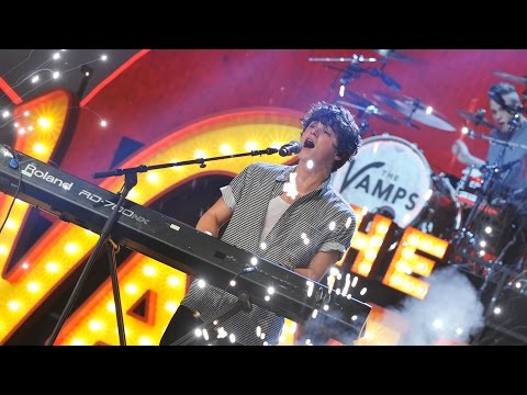 The Vamps (feat. Shawn Mendes) - Oh Cecilia at BBC Radio 1's Teen Awards 2014